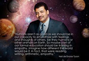 neildegrassen on education