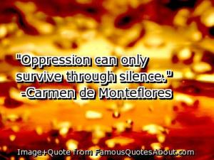 oppression-quotes
