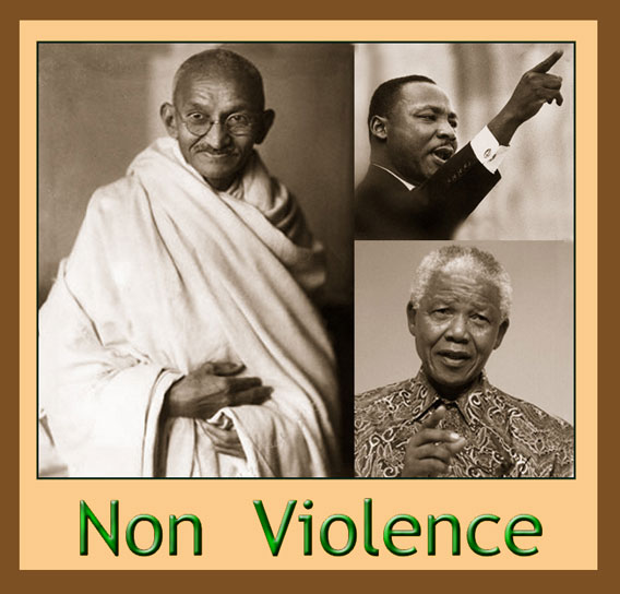 the power of nonviolence Jonathan schell and taylor branch in conversation about mohandas k gandhi, the rev martin luther king jr and the transformative power of nonviolence.