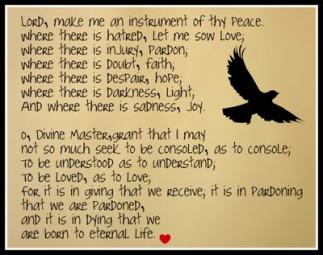 prayerofstfrancis