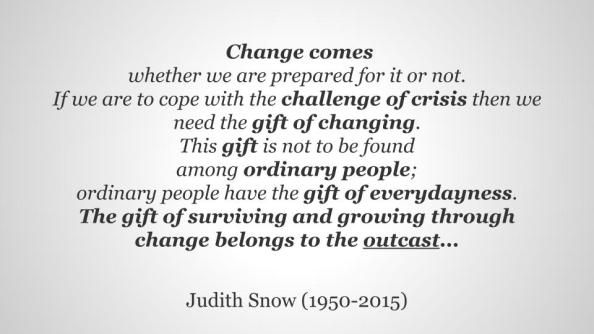 Change - Snow