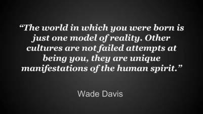 unique manifestations of the human spirit